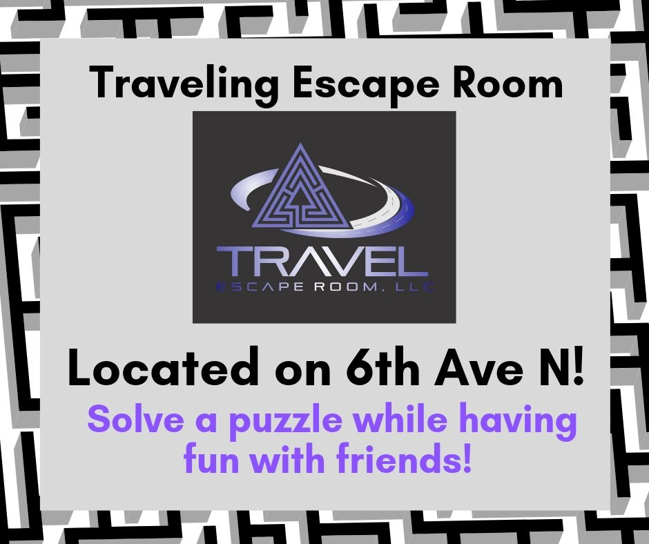Traveling Escape Room