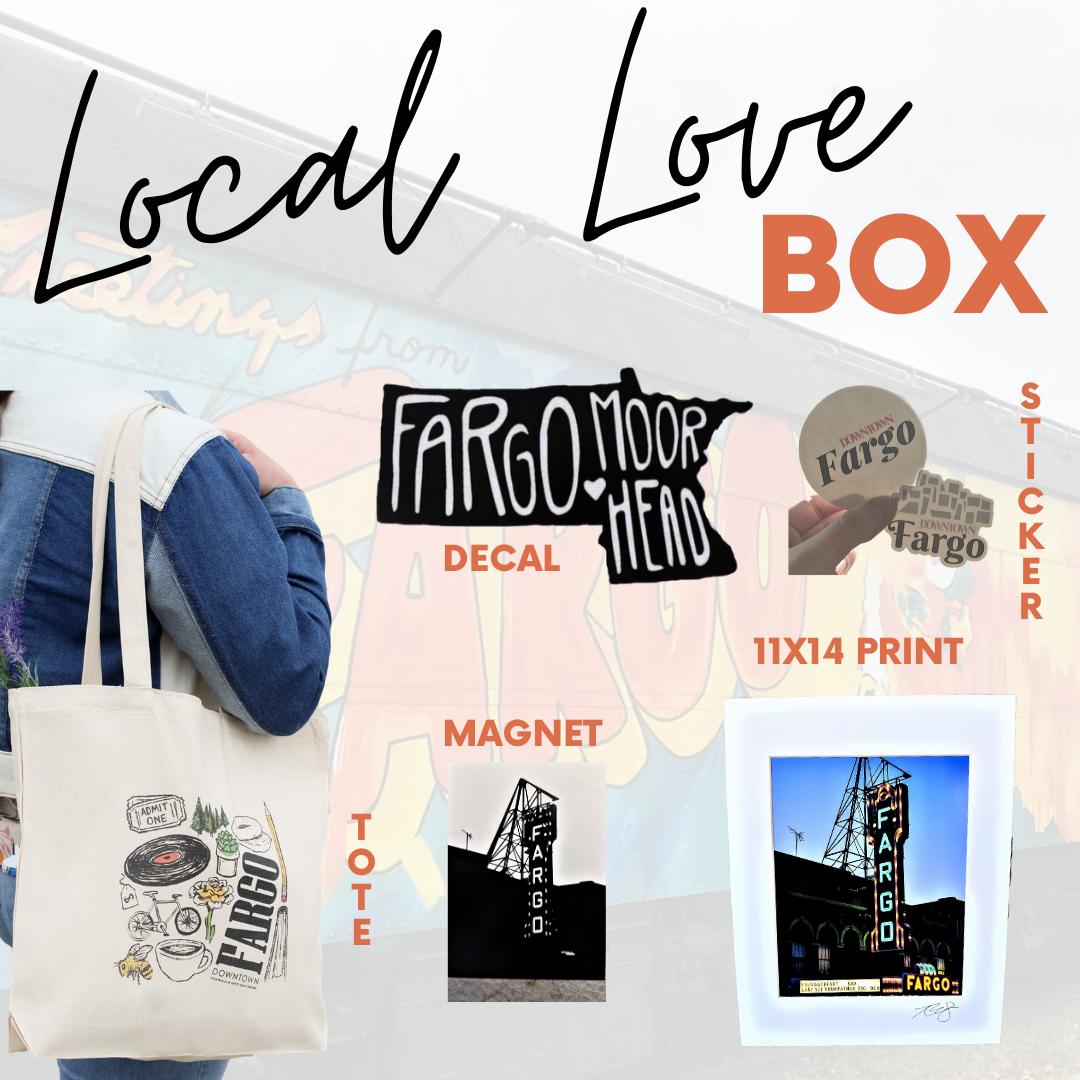 Local Love box