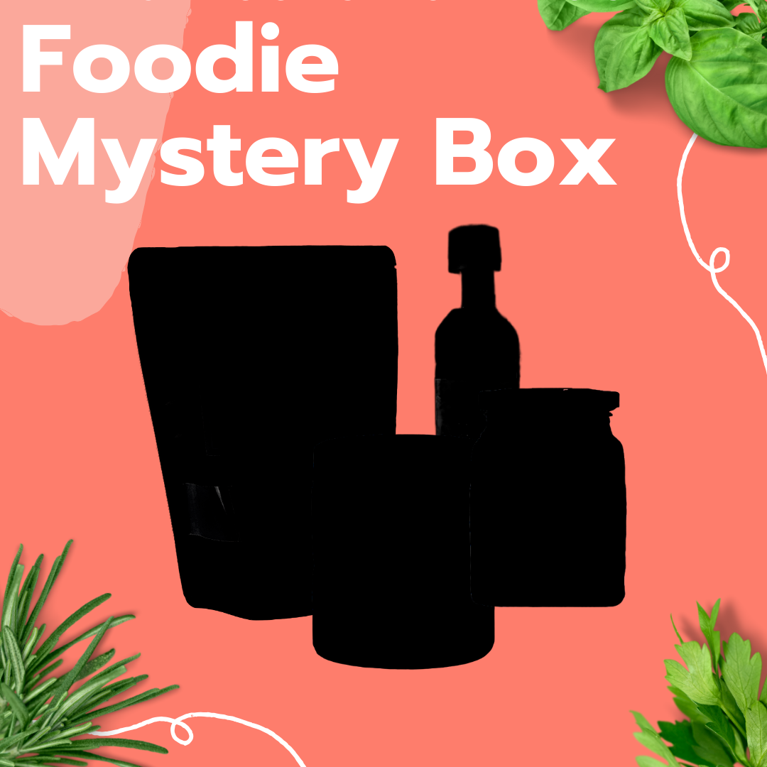 Mystery foodie